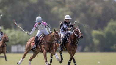 Llegaron las finales al Abierto de Polo Femenino