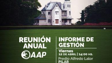 Reunion Anual de la AAP