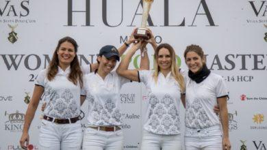 Lía Salvo por segunda vez al hilo es campeona internacional