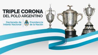 Triple Corona del Polo Argentino