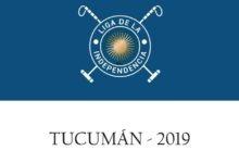 Liga de la Independencia 2019. Polo del Interior. Tucuman