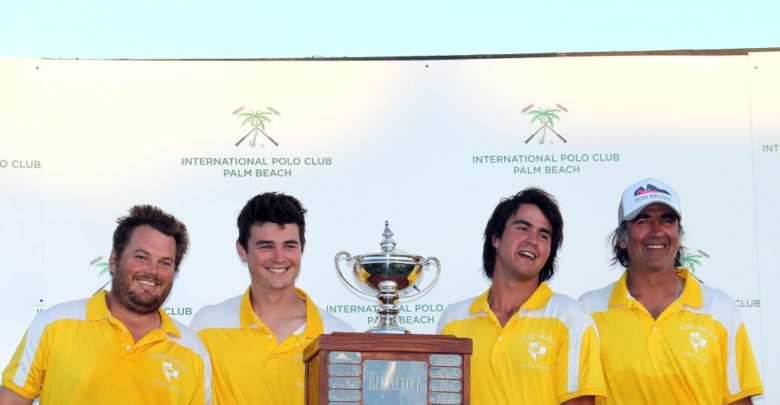 Competiciones de Polo Internacional